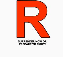 Team Rocket (Surrender Now or Prepare to Fight!) T-Shirt
