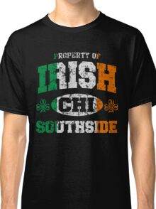 Irish Chicago South Side St Patrick's Day Classic T-Shirt