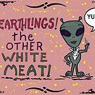 Earthlings by WildestArt
