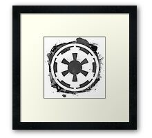 For the Empire Framed Print