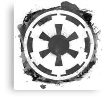 For the Empire Canvas Print