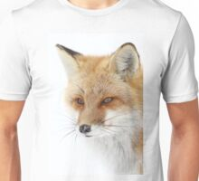 Algonquin Winter Fox Unisex T-Shirt