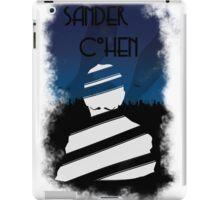 Sander cohen wrapped iPad Case/Skin