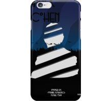 Sander cohen full iPhone Case/Skin