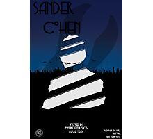 Sander cohen full Photographic Print