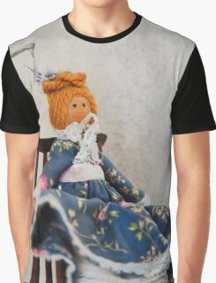 Peg Doll Graphic T-Shirt