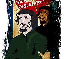 Revolution - Che by colodesign