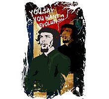 Revolution - Che Photographic Print