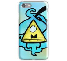 Gravity Falls Bill Cipher (character owned by Alex Hirsh) iPhone Case/Skin