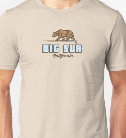 Big Sur. Unisex T-Shirt
