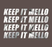 Keep It Mello (Marshmello) One Piece - Short Sleeve
