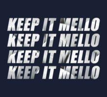 Keep It Mello (Marshmello) One Piece - Long Sleeve