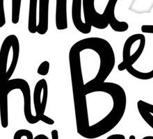 Gamma Phi Beta San Luis Obispo Sticker