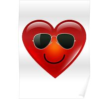 Love - Heart - Cute - Valentines Poster