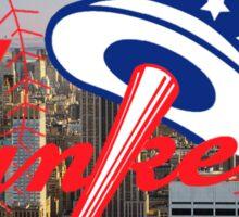 New York Yankees NYC Logo Sticker