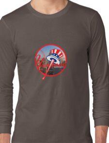 New York Yankees NYC Logo Long Sleeve T-Shirt