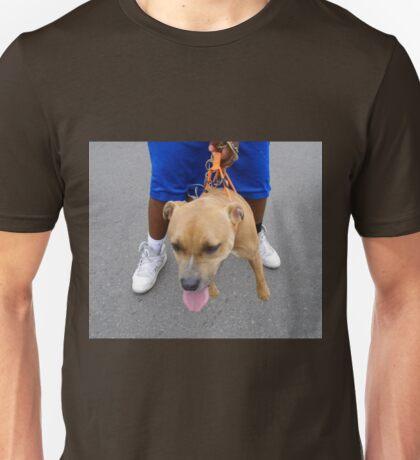 Dogz In The Hood Unisex T-Shirt