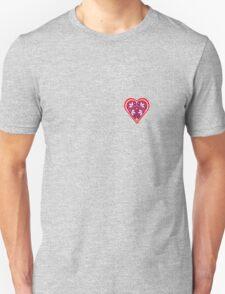 Folk Heart 3 Unisex T-Shirt
