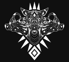 Babirusa- white lines by psychonautic