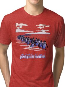 Penguin March Tri-blend T-Shirt