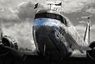 DC-3 Dakota Norway by Nigel Bangert