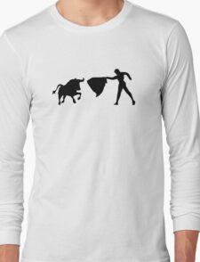 Bullfighting Long Sleeve T-Shirt