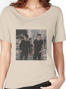 Dolan twins Women's Relaxed Fit T-Shirt