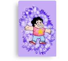 And Steven! Canvas Print