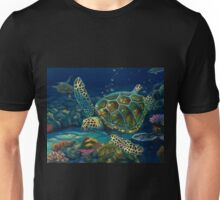 Twilight Reef Unisex T-Shirt