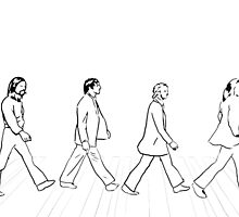 The Beatles by japan5m2