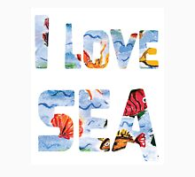 I love sea watercolor style Unisex T-Shirt