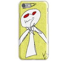 """""""Evil Angel (Cooked)"""" by Richard F. Yates iPhone Case/Skin"""