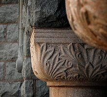 Column Detail by Colleen Drew