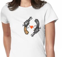 revolver Womens Fitted T-Shirt