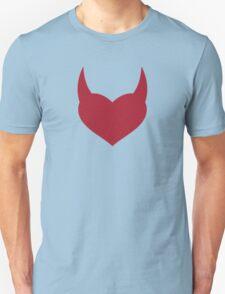 Horny Devil - love, heart, valentine, fun, cute, funny, erotic, sexy T-Shirt