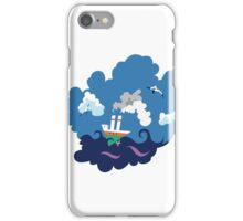 ship iPhone Case/Skin