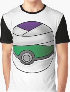 Piccolo Pokeball Graphic T-Shirt