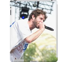 Lil Dicky Concert iPad Case/Skin