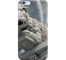 Lion On The Duomo iPhone Case/Skin