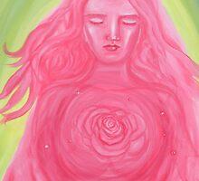 Heart Chakra   by Heidi Norman