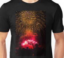 Exploding Finale Unisex T-Shirt
