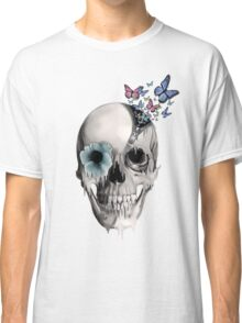 Open minded, unzipping sugar skull  Classic T-Shirt