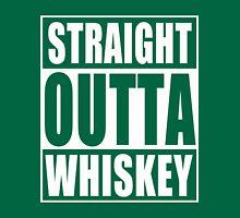 Straight Outta Whiskey St Patrick's Day Unisex T-Shirt