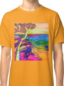 Looking out to sea. Classic T-Shirt