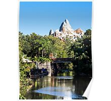 Animal Kingdom - Expedition Everest Poster