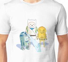 Star Wars Adventure Time Unisex T-Shirt
