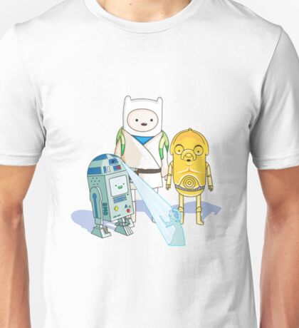 Star Wars Adventure Time Unisex T-Shirt