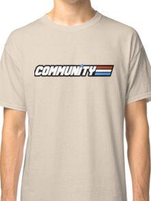 Community G.I Joe Classic T-Shirt