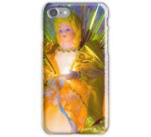 Gold Angel II iPhone Case/Skin