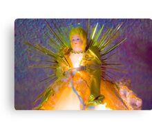 Gold Angel II Canvas Print